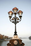 London Lamppost Royalty Free Stock Photo