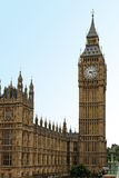 London landmark. Famous London landmark Big Ben clock tower Stock Photo