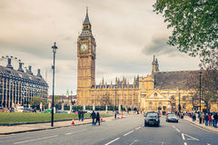 London landmarks Stock Photos