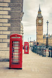 London landmarks Royalty Free Stock Images