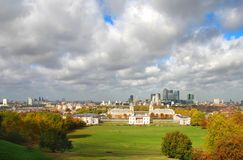 London Landscape Royalty Free Stock Photo