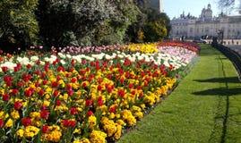 London landskap royaltyfria foton