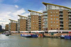 London limehouse Stock Image
