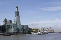 london linia horyzontu Obraz Royalty Free