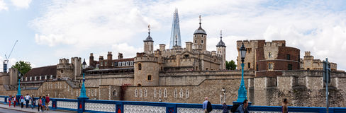 LONDON: The  London Tower Royalty Free Stock Image