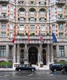 London luxury hotel Stock Images