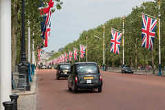 London - The Mall Stock Image