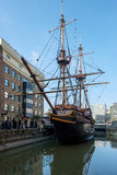 LONDON - MAR 13 : The Golden Hind in London on Mar 13, 2016.. Un Stock Photo