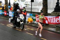 London Marathon 2008 Royalty Free Stock Photos