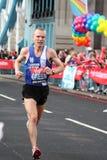 London marathon 2010. Royalty Free Stock Photography