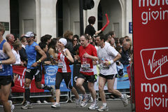 London Marathon, 2010 Stock Images