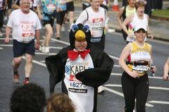 London Marathon, 2010 Stock Images
