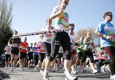 London Marathon, 2012 Royalty Free Stock Photo