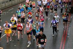 London marathon Royalty Free Stock Image