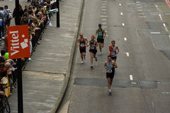 London Marathon Stock Photography