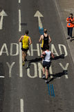 London Marathon Royalty Free Stock Images