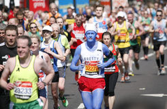 2013 London Marathon Royalty Free Stock Photography