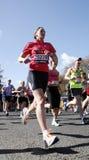 london maraton 2012 royaltyfri bild