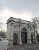 London Marble Arch Royalty Free Stock Image