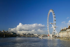 Eye in London Stock Images