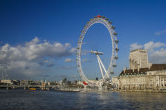 Eye in London Stock Photos