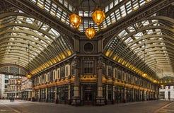 London Market Hall Stock Photo
