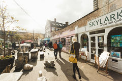 London markets Royalty Free Stock Images