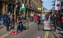 London marknad Arkivfoton