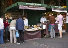 London-Markt Stockfotos