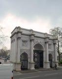 London-Marmor-Bogen Lizenzfreies Stockbild