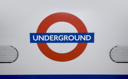 London, May,11,2015 London Underground Stock Photos