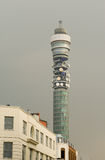 London Media tower Royalty Free Stock Photography