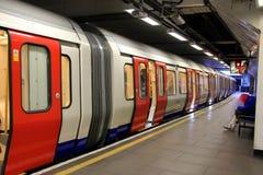 london metro Fotografia Stock