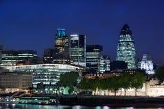 London miasta Zdjęcia Stock