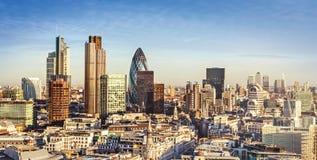 London miasta Zdjęcia Royalty Free
