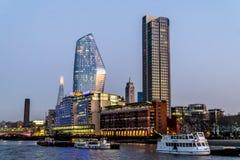 London miasta fotografia stock