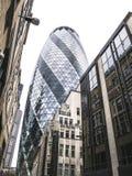 London miasta stary nowoczesnej architektury Zdjęcie Stock