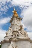 london minnes- drottning victoria Arkivfoton