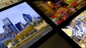 London montage collection postcard