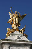London monument Royalty Free Stock Photo