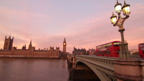 London morning Stock Image