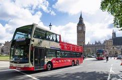 A London morning Royalty Free Stock Photos
