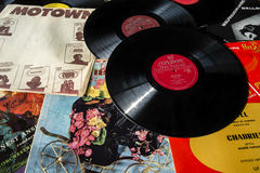 London Motown Records Royalty Free Stock Photography