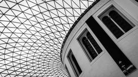 London museum Royaltyfri Bild