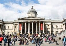 London - National Gallery Stockfotos