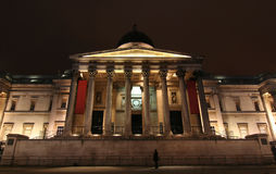 London National Gallery Stock Photo