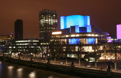 London National Theatre Stock Photography