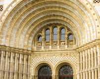 London natural history museum Stock Images