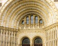 London-Naturgeschichtliches Museum stockbilder