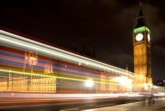 London at night. Big ben and Westminster Bridge at Night. London Stock Images